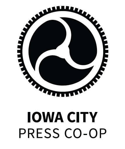 Iowa City Press Coop logo