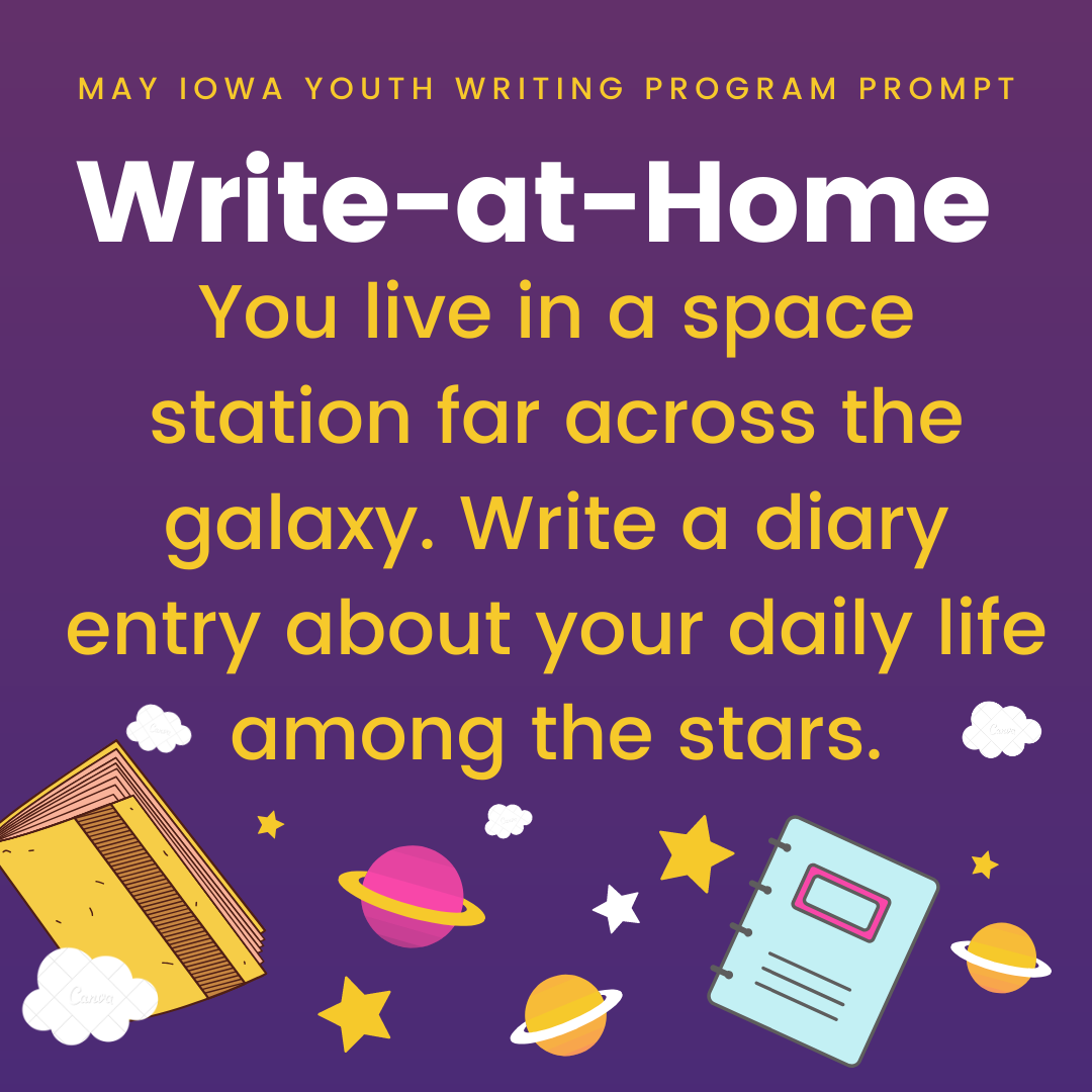 May Write-at-Home Prompt