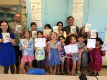 Horace Mann Elementary Writing Club
