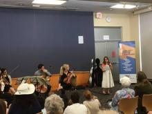 Music IC Event with Holly Reading